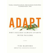 Adapt Book Cover