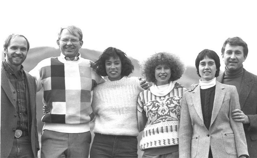 Terry Anderson, John Baden, Jo Kwong, Monica Lane Guenther, Jane Shaw, Rick Stroup
