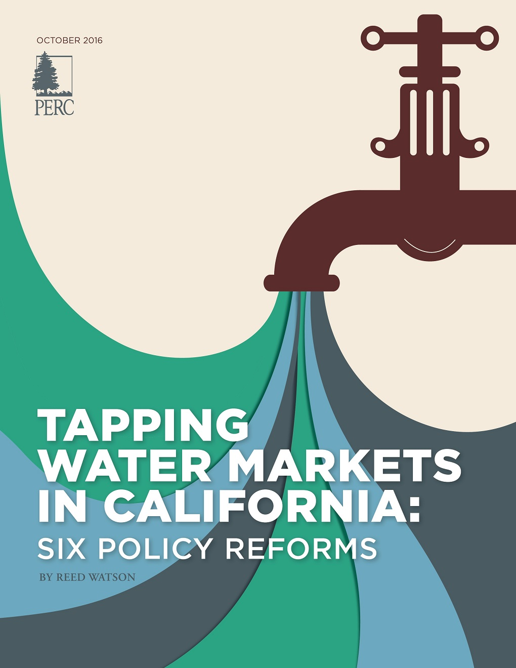Tapping Water Markets in California: Six Policy Reforms